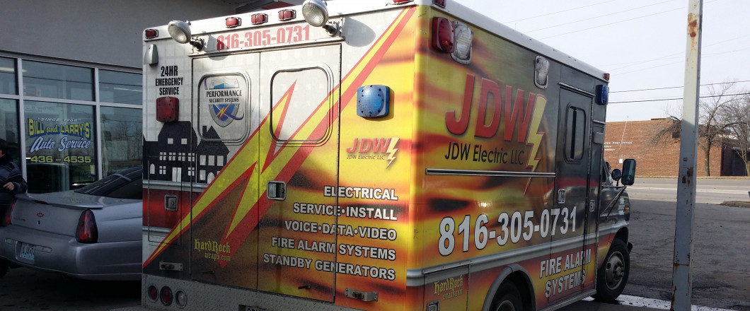 Thank you for visiting JDW Electric!